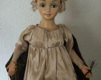 Martha Jefferson Randolph Brinn doll from American Tradition series
