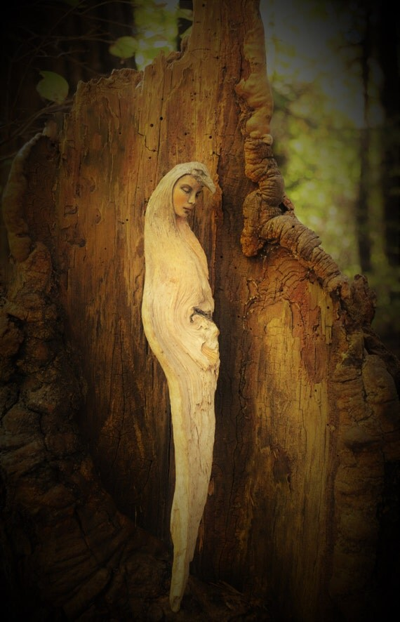 Driftwood Sculptures By Debra Bernier