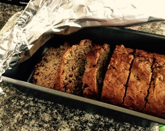 Banana Bread - The most banana-y bread you've ever had!