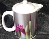 Iris Laevigata Teapot