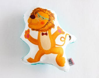 Dancing Lion Soft Toy - Plush Toy - Kids Toy