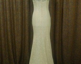 Lace Wedding Dress, Lace Dress, Formal Dresses, Evening Dresses, Lace Wedding Dresses, Overlay, Mermaid Cut, build your own look
