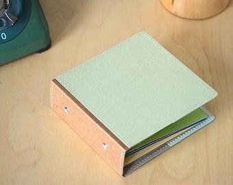 14 CD/ DVD Wallet, CD Holder Book, Dvd Storage, Cd Case, Cd Packaging