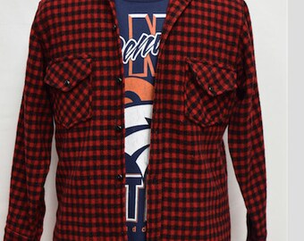 Chippewa Small Checkered Red & Black Lumberjack Shirt (DOWN FROM 29.99)