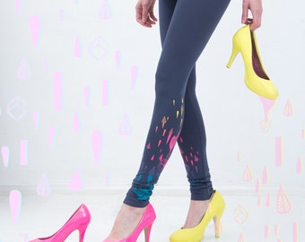 Pixie Garden - leggings