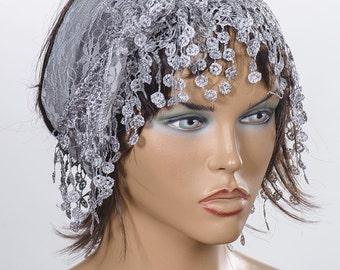 GRAY , pink red purple salmon Lace Scarf. Fringe scarf wrap. New Season trendy headband. Spring wrap. Beach head wrap