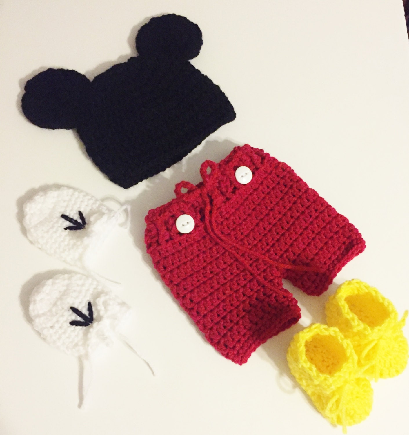 zoom - Infant Mickey Mouse Halloween Costume