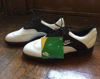 vintage nike golf cleats size 9.5