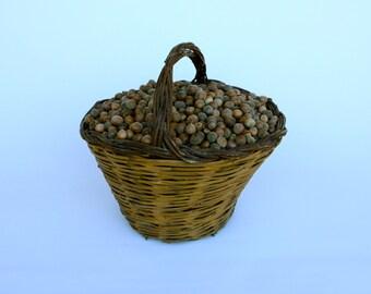 Italian wicker basket