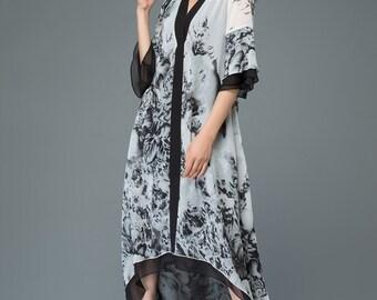 Chiffon dress maxi chiffon dress women's dress  C918