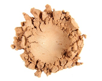Mineral Makeup Bronzer - HONEY DEW Blush - Vegan Mineral Cosmetics