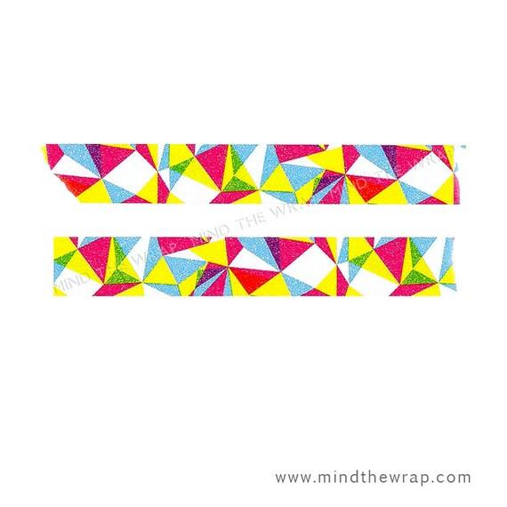 Mast geometric japanese washi tape traditional for Geometric washi tape designs