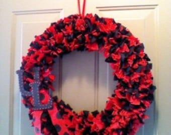 University of Louisville Wreath