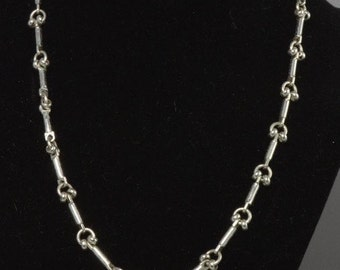 Lovely Silverplated Necklace