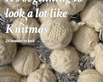 It's beginning to look a lot like Knitmas