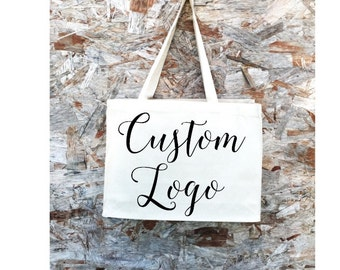 Custom Tote Bag, Custom Logo Tote Bag, Custom Bag, Custom beachbag