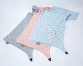 Large summer baby blanket , free shipping