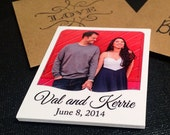 Magnetic Party Favors | Keepsakes | Personalized Photo Magnets > Loved ones will cherish these One-of-a-Kind keepsakes.