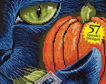 Just CrossStitch Halloween 2016 Special Edition