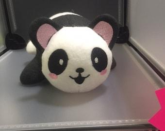 Panda Plush Plushie Toy Bai the White Panda
