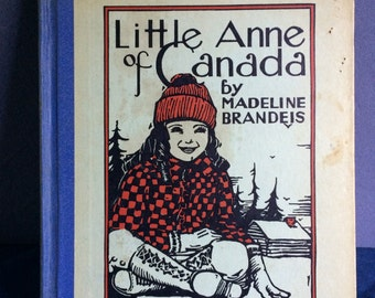 Little Anne of Canada by Madeline Brandeis - beautiful black and white photography!
