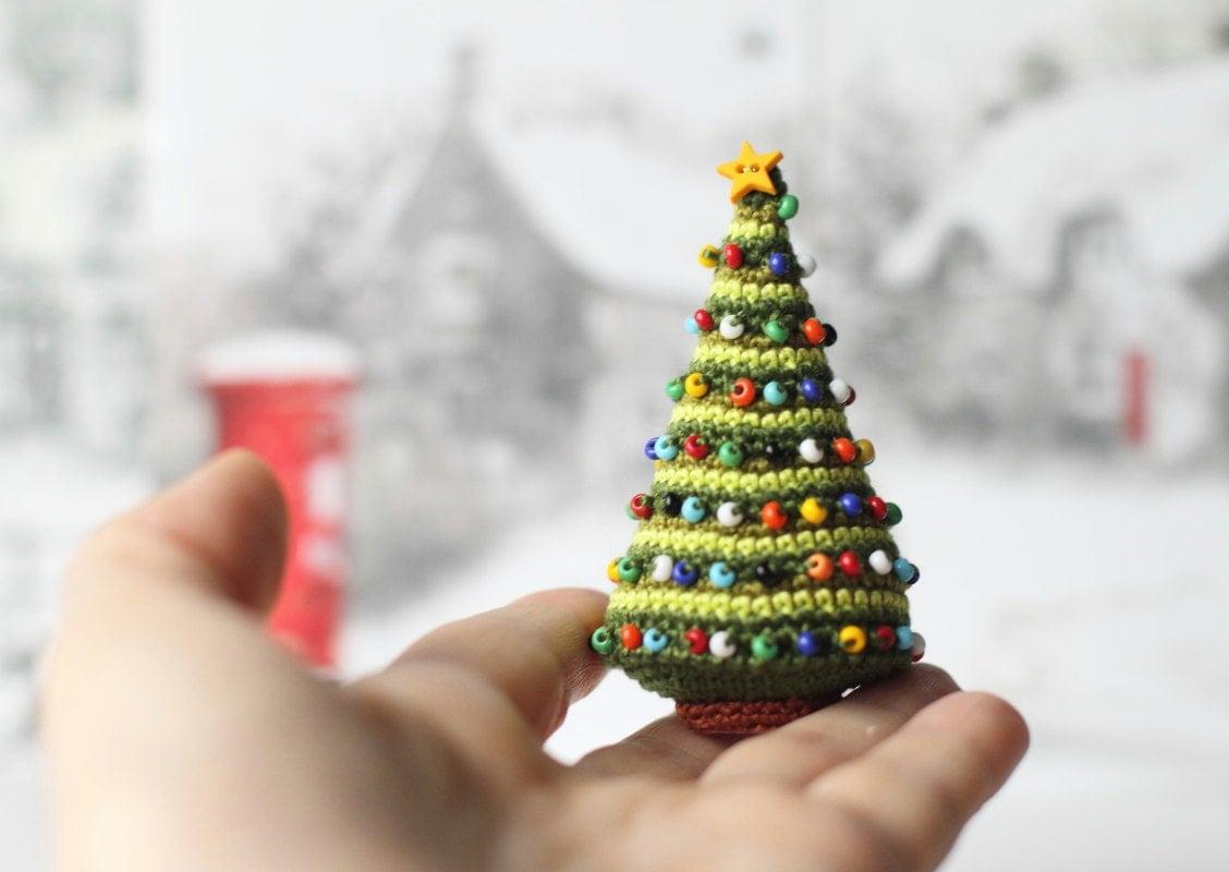 Mini Christmas Ornament Balls
