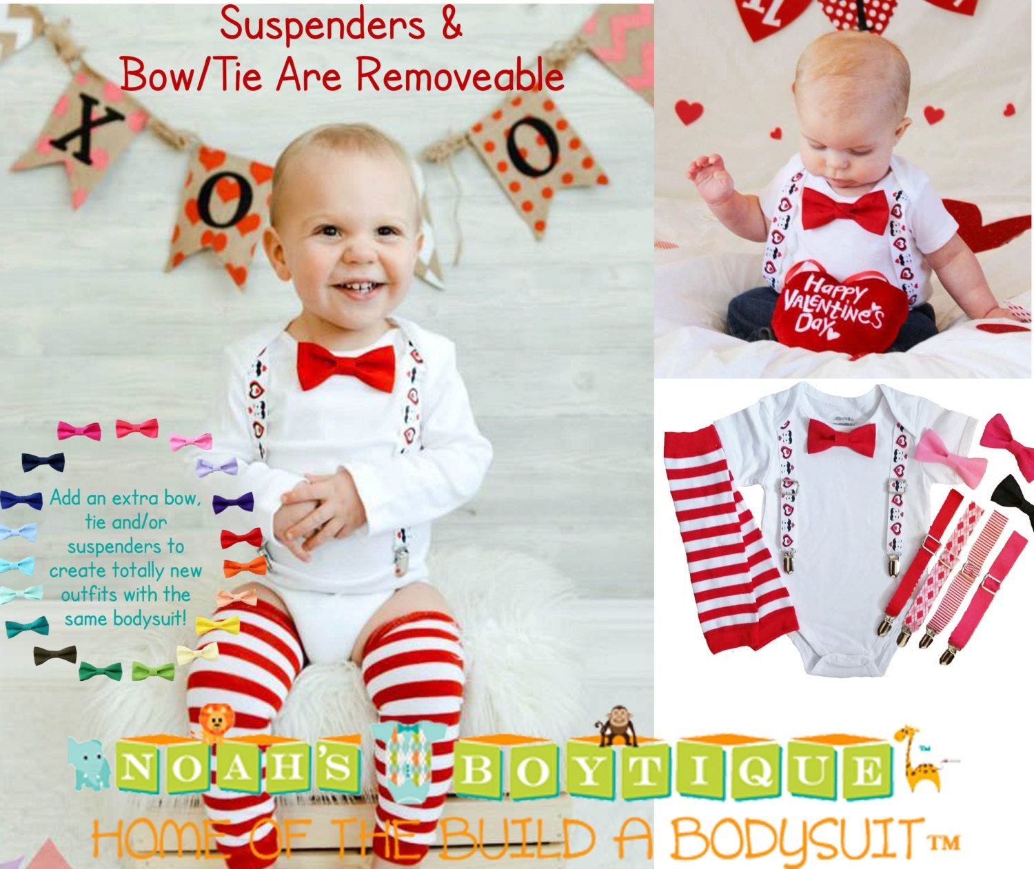 Valentines Outfits For Boys Baby Boy Valentines Day