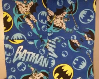 Batman Flannel Pot Holder