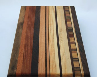 Wood Cutting Boards-Handcrafted Wood Cutting Boards-Rustic Wedding Gift-Gift for Dad-Housewarming-Large Cutting Board-Wooden Cutting Board