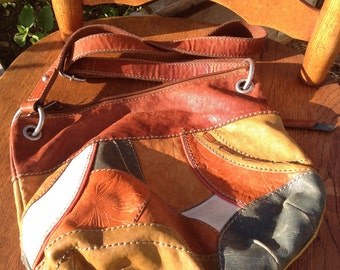 Multicolor Fossil brand Leather  Bag