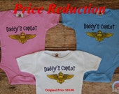 Daddy's CoPilot Bodysuit