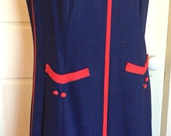 Alison Ayers Vintage Sheath Dress