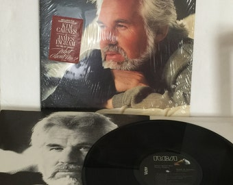 Kenny Rogers What About Me Vintage Vinyl Record Album lp 1984 RCA Records AFL1-5043