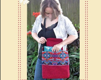 Day Hiker Bag Pattern - Hiking Bag Pattern in PDF