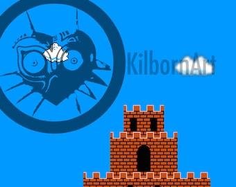 Mario Retro iPad Mini Theme!