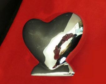 Modern Love Heart Shaped Bank