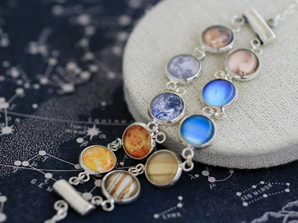 solar system bracelet - photo #30