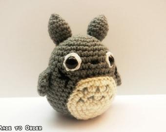 Crochet Totoro Plush
