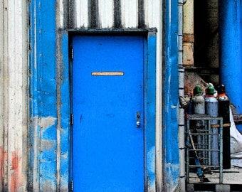 Industrial Art, Door Photography, Old Doors, Door Art