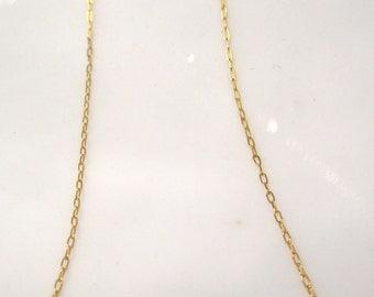 Simple and Elegant - 14k Gold