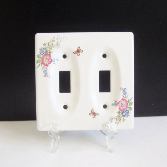 lightswitch cover double light switch cover decorative. Black Bedroom Furniture Sets. Home Design Ideas