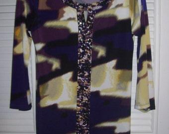 Dress 8, Vintage Alfani Fun Frivolous Exciting Short Dress for Outgoing Girl  Size 8