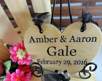 Ring Bearer Sign Ring Bearer Pillow Alternative  Wedding Signs for Ring Bearer Wedding Signs Wood Heart Sign Wedding Signs Rustic