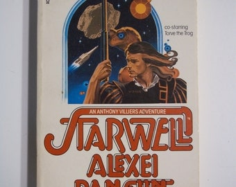 Starwell by Alexei Panshin ACE Books 1978 Vintage Sci-Fi Paperback