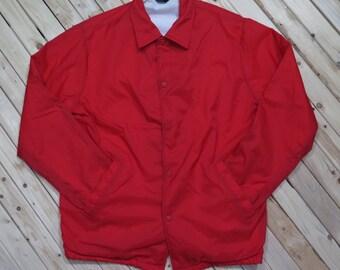 Nylon Coaches Jacket Nylon