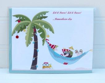 Palm tree christmas   Etsy