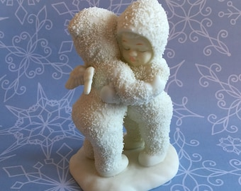 "Snowbabies ""I need a hug"" figurine by Department 56"