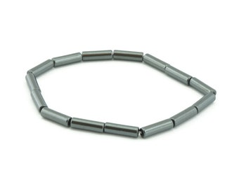 Men's bracelet- Hematite