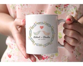 Gifts for the Couple - Wedding Mugs - Wedding Coffee Mugs