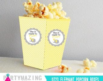 Ready to pop popcorn box etsy ca for Ready to pop popcorn boxes